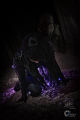 Marzia Dell'Orso as Reika from Gantz, at ViC 2019, by SpirosK photography (SpirosK photography) Tags: marziadellorso portrait cosplay anime manga gantz voltaincosplay2019 voltaincosplay spiroskphotography lowkey costumeplay palazzogonzaga tunnel dark monsters saveme