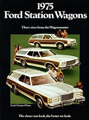 1975 Ford Station Wagons (Canadian version) (aldenjewell) Tags: 1975 ford ltd country squire torino pinto station wagon brochure wagonmaster gran option
