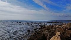 Sea (Michele Monteleone) Tags: michelemonteleone45 canon 5dmarkiii 2019 panorama landscape paysage mare cielo rocce lazio paesaggio