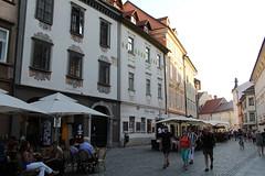 Ljubljana - Mestni trg