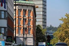 Ljubljana - Plečnik's Vzajemna Insurace Company Building