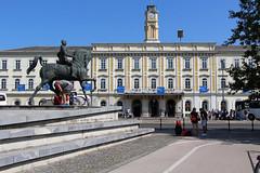 Ljubljana - Železniška postaja Ljubljana & Spomenik Rudolfu Maistru
