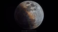 100 Megapixel HDR Lunar Eclipse (TheAstroShake) Tags: moon lunar telescope fujifilm gfx100 100 eclipse hdr