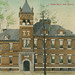 Union Mills High School, 1914 - Union Mills, Indiana