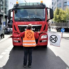 IMG_5231 swarming (Extinction Rebellion Sverige) Tags: berlinupproret extinction rebellion berlin sverige svenskar globalt uppror internationellt xr
