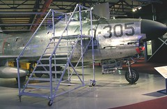 "F-86K Sabre Dog 00001 • <a style=""font-size:0.8em;"" href=""http://www.flickr.com/photos/81723459@N04/48874753917/"" target=""_blank"">View on Flickr</a>"