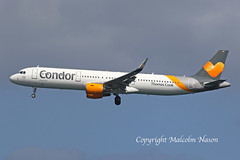 A321-211 D-ATCE CONDOR \THOMAS COOK (shanairpic) Tags: jetairliner passengerjet a321 airbusa321 shannon condor airberlin belair datcd datce hbjox oeige oelnz