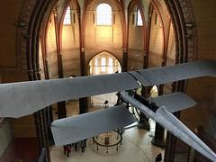 Indoor aviation.