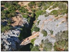 Spark eye view Puente De Las Alemanes, Cañon de las Buitreras (ranp121) Tags: canyon cañon buitreras vultures gorge cave bridge puente cueva alemanes german cortes de la frontera el colmenar gaucin serrania ronda