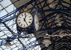 Brighton Station LBSCR Clock (davids pix) Tags: brighton railway station lbscr clock victorian 2019 0102019