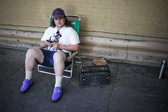 Ghettoblaster (Nun Nicer Artist) Tags: music analog mixedtape ghettoblaster boombox newyork manhattan 35mmstreetphotography 35mm streetphotography