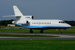 C-FDOW (Flightexec) (Steelhead 2010) Tags: flightexec dassault falcon f900 bizjet yhm creg cfdow
