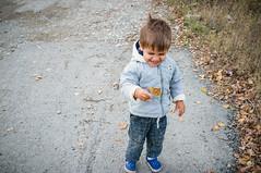 autumn smile (Sergey Shulga) Tags: fujifilm x100 children childhood