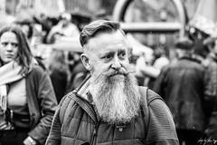 Royal Mile, Edinburgh (Cycling-Road-Hog) Tags: beard candid canoneos750d citylife edinburgh edinburghstreetphotography fashion hairstyle places royalmile scotland street streetphotography streetportrait style urban