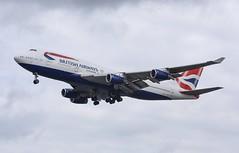 British Airways Boeing 747-436 G-CIVO (josh83680) Tags: heathrowairport heathrow airport egll lhr gcivo boeing boeing747436 747436 boeing747400 747400 britishairways british airways