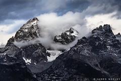 Solid (James Neeley) Tags: tetons grandtetons mountains teewinot mountowen gtnp landscape jamesneeley