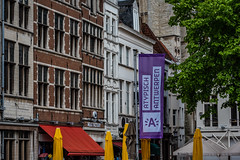 Antwerp - Colorful Shopping District (urika2md) Tags: antwerp vacation2017 vikingrivercruise