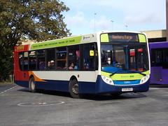 Stagecoach ADL Enviro 300 (MAN 18.240) 22832 KX09 BGU (Alex S. Transport Photography) Tags: bus outdoor road vehicle stagecoach stagecoachmidlandred stagecoachmidlands route1branding adlenviro300 enviro300 e300 man18240 route1 22832 kx09bgu