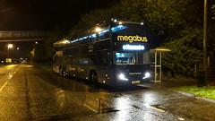 YX69LCE Megabus Panarama (lms1967) Tags: volvo plaxtonpanarama plaxton adl megabus stagecoach