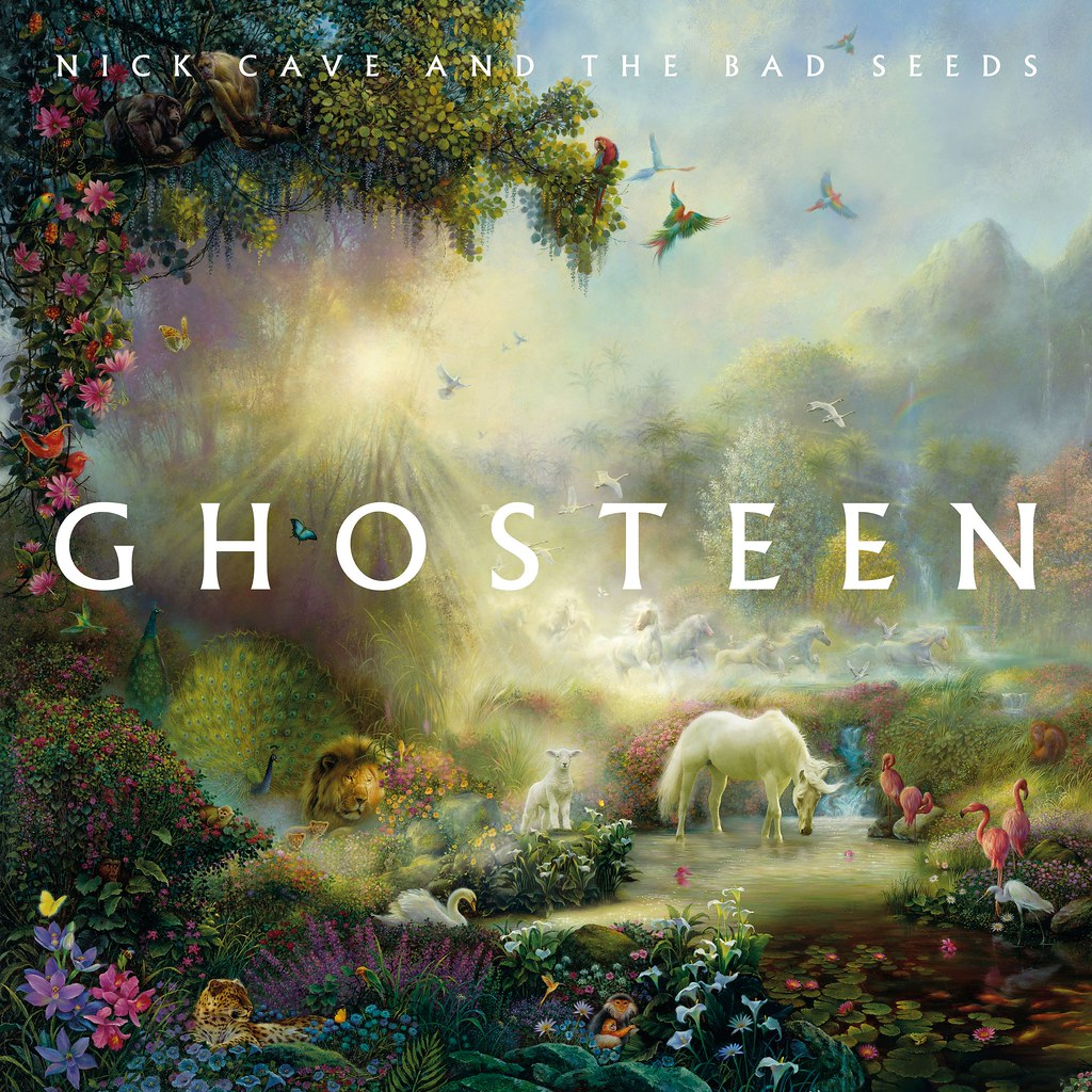 Nick Cave & the Bad Seeds — Ghosteen (Ghosteen Ltd., 2019).