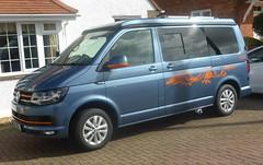 Enter the Dragon (andreboeni) Tags: vw volkswagen transporter t6 camper van