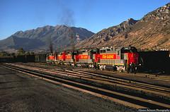 Welcome Home (jamesbelmont) Tags: utahrailway coal emd gp38 sd40 mttimpanogos provo utah train railroad railway locomotive