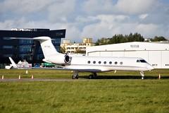 VP-BSI Gulfstream G550 (corrydave) Tags: 5084 g550 gulfstream vpbsi shannon biz