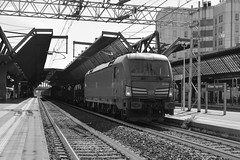 milano area settembre 2019 #54 (train_spotting) Tags: milanorogoredo lenord ferrovienordmilano nordcargo dbcargoitaliasrl vectrondc vectron e1910203inc siemens nikond7100