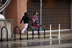 Technicolor Confidence (Jeffrey Deal) Tags: street urban city photograph streetphotography color colors colour colours smooth cool confidence style fashion walk walking strut strutting man men downtown people peoplephotography candid technicolor attitude