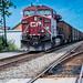 2019 - Road Trip #2 - 11 - CP Railroad Salmon Arm