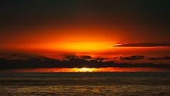 Hypnotizing Sunset (decanicol) Tags: islascanarias lumixgvario35100f4056 lagomera lapuntilla panasonic35100mmf4056 panasonicdmcgm1 papaya vallegranrey atardecer canarias canaryislands cliffs clouds coast españa gm1 gomera lumix m43 mft micro43 microfourthirds ocean orange panasonic puestadesol rocks sea seascape sky spain sundown sunset travel wallpaper water μ43