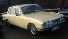 Triumph 2000 Mk.2 (1974) (andreboeni) Tags: triumph 2000 mk2 1974 classic car automobile cars automobiles voitures autos automobili classique voiture rétro retro auto oldtimer klassik classica classico
