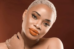 Belle Sophie makeup by Naki (thebellesophie) Tags: model fashion fitness style blogger success africanamerican beauty influencer afro short hair beautiful photography portrait commercial fine art black young woman wealth yacht holiday