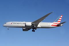 2018 N836AA Boeing 787-9 Dreamliner N836AA - American Airlines - London Heathrow 2019 (anorakin) Tags: 2018 n836aa boeing 7879 dreamliner americanairlines london heathrow 2019