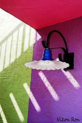 Rainbow Coalamption (Nikon Ron D7000) Tags: architectural abstract la placita village tucson az arizona nikon d50