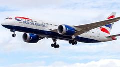 Boeing 787-8 Dreamliner G-ZBJI British Airways (William Musculus) Tags: london heathrow airport lhr egll aviation plane airplane spotting william musculus gzbji british airways boeing 7878 dreamliner ba baw