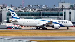 Boeing 787-9 Dreamliner 4X-EDE El Al Israel Airlines (William Musculus) Tags: london heathrow airport lhr egll aviation plane airplane spotting william musculus 4xede el al israel airlines boeing 7879 dreamliner ely ly elal
