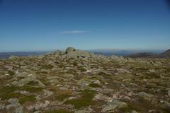 Summit of Carn an t-Sagairt Beag (steve_whitmarsh) Tags: aberdeenshire scotland scottishhighlands highlands cairngorms mountain hills rock rocks carnachoirebhoidheach landscape nature topic