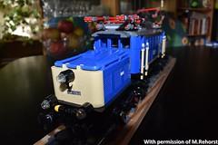 DR E 94 / DB BR 194 | LEGO (Bricks-on-Rails) Tags: lego moc lokomotive locomotive zug train 9v pf power functions dr e 94 db br 194 bricks rails wwwbricksonrailsde