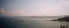 To the sea. (蒼白的路易斯) Tags: sea landscape 野柳 pentaxespio928 kodakcolorplus200 底片攝影 底片