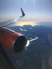 Photo of Ullswater from the air
