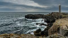 Streitisviti Lighthouse (Iceland) (christian.rey) Tags: streitisviti lighthouse phare côte océan rochers falaises rocks iceland islande paysage seascape sony alpha a7r2 a7rii 24105