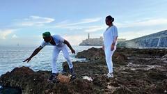 Ceremonia de limpieza ante Yemayá en La Habana