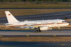 JFK | 15+01 | German Air Force (Olivier Mouhot) Tags: gvmt gaf kjfk jfk 2019sep a319 1501