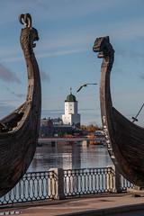 (snd2312) Tags: выборг vyborg autumn