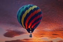 Albuquerque Balloon Fiesta 2014  47 (Largeguy1) Tags: approved albuquerque balloon fiesta 2014 sunset canon 5d mark iii