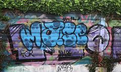Trackside Graffiti (wojofoto) Tags: amsterdam graffiti streetart nederland netherland holland wojofoto wolfgangjosten trackside railway spoorweg spoor mase