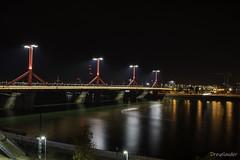 Rákóczi Bridge Budapest (gergely.t.springer) Tags: budapest hungary nationaltheater theater theatre national nationaltheatre longexposure night colors nikon d3500 jackaltripod ilovebudapest rákóczi bridge