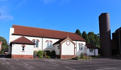 Old Church Now Hall (Rev Paul O'Connor) Tags: wolverhampton penn stmichael catholic church
