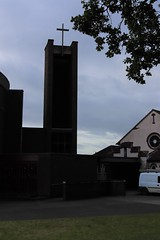 Bell Tower (Rev Paul O'Connor) Tags: wolverhampton penn stmichael catholic church belltower